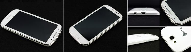 ThL W8 Android 4.2 Quad Core Smart Phone 5.0 Inch FHD Screen 5MP HD front camera 16G ROM White