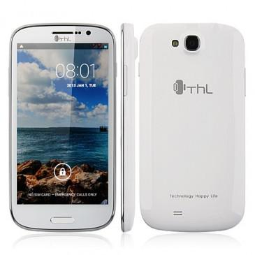 ThL W8+ Android 4.2 MTK6589 Quad Core Smart Phone 5.0 Inch 1080P FHD Screen 12MP back camera 16G White